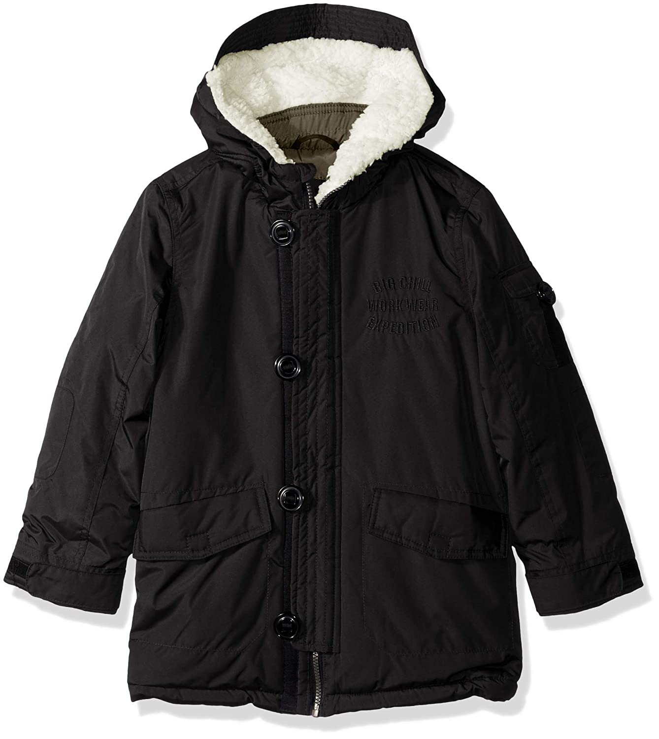 Big Chill Boys Little Expedition Jacket