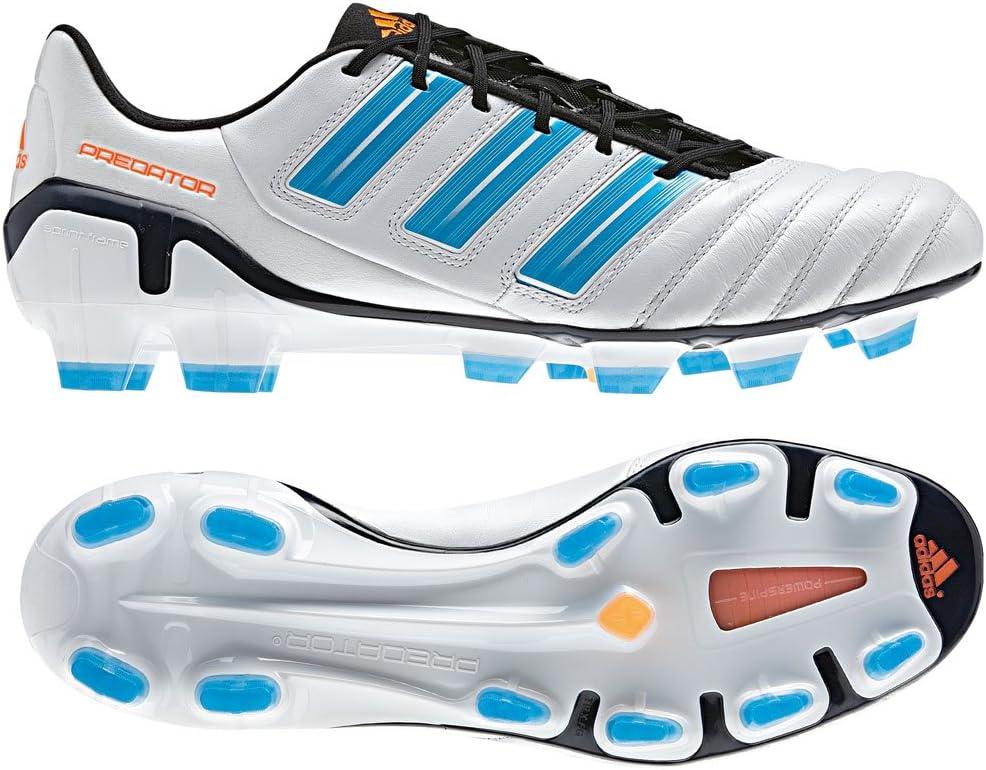Masculinidad Insustituible Apariencia  Adidas adipower Predator TRX FG WEISS V23525 Size: EUR 40 2/3 | UK 7 | US  7,5 | CM 25,5: Amazon.co.uk: Sports & Outdoors