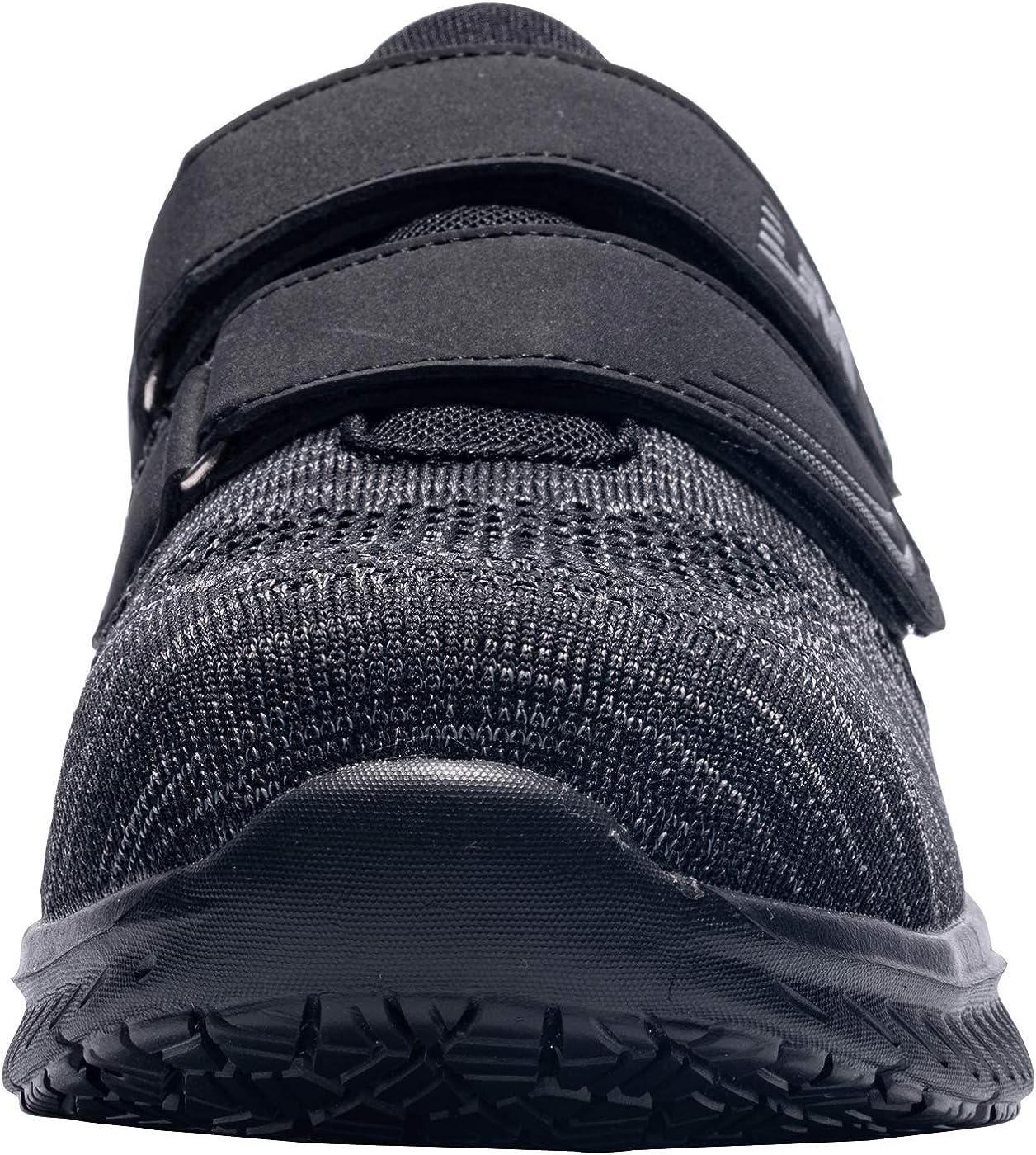 LARNMERN Scarpe Antinfortunistica Uomo,Scarpe Antinfortunistiche Ultraleggeri Riflettenti Traspiranti Scarpe Punta in Acciaio Scarpe da Lavoro