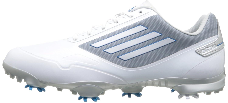 Adidas , , , Herren Turnschuhe Weiß Weiß Dark Solar Blau Tech grau d2818a