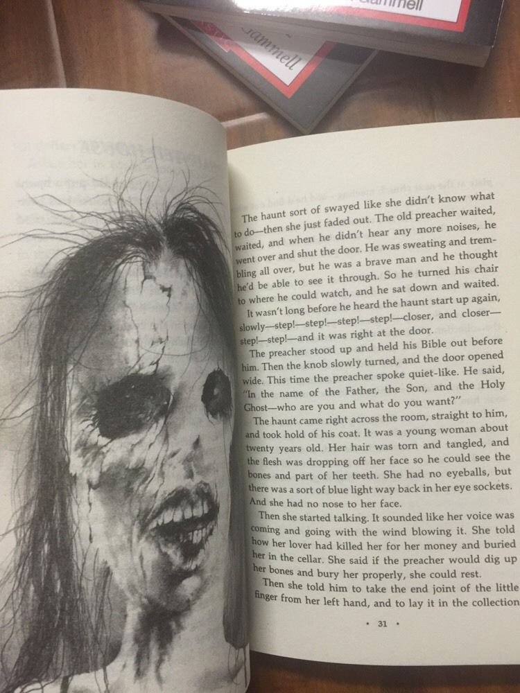 Scary Stories to Tell in the Dark Series: More Scary Stories to Tell