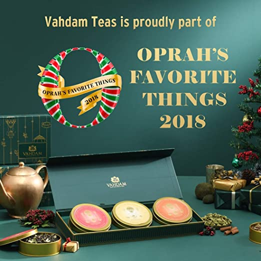 A perfect Tea Gift Set for all occasions. 20 Luxury Pyramid Tea Bags Individually Sealed & Packaged in a Beautiful Presentation Box.