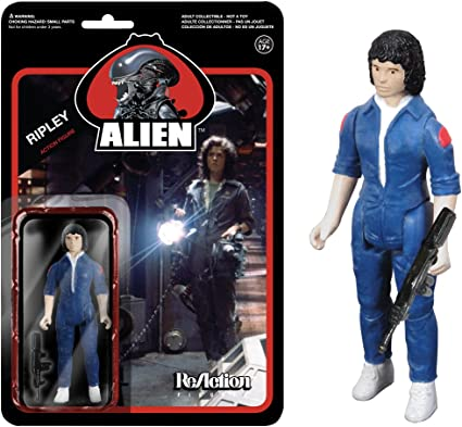 Funko Alien Dallas Reaction Figure