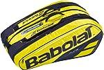 Sac de badminton Babolat RH X 12 Pure Aero