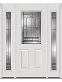 white front door with sidelights. National White Front Door With Sidelights