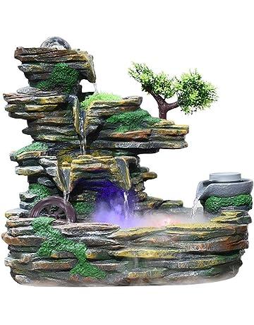 Fuentes decorativas para estanques y jardines de agua ...