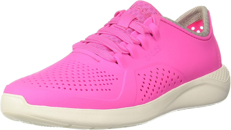 Crocs womens Literide Pacer Sneaker Shoes