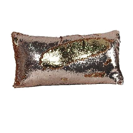 Funda de almohada de la Sirenita, Flyfish Magic Reversible ...