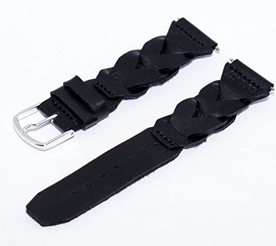 b95cc56d4 Image Unavailable. Image not available for. Color: Timex Replacement Watch  Strap [Black]