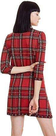 Desigual Dress Christine Vestido para Mujer