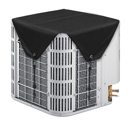 Amazon com: LBG Outdoor Winter AC Units Black Cover, Heavy