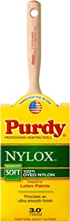 product image for Purdy 144228230 Nylox Series Mode Flat Trim Paint Brush, 3 inch