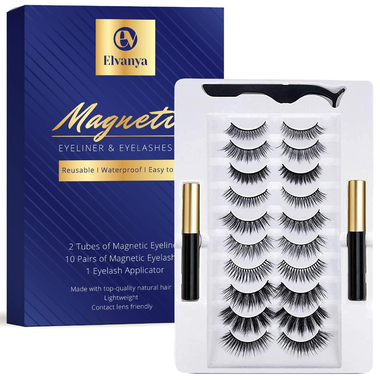 Free Amazon Promo Code 2020 for Magnetic Eyeliner and Lashes Magnetic