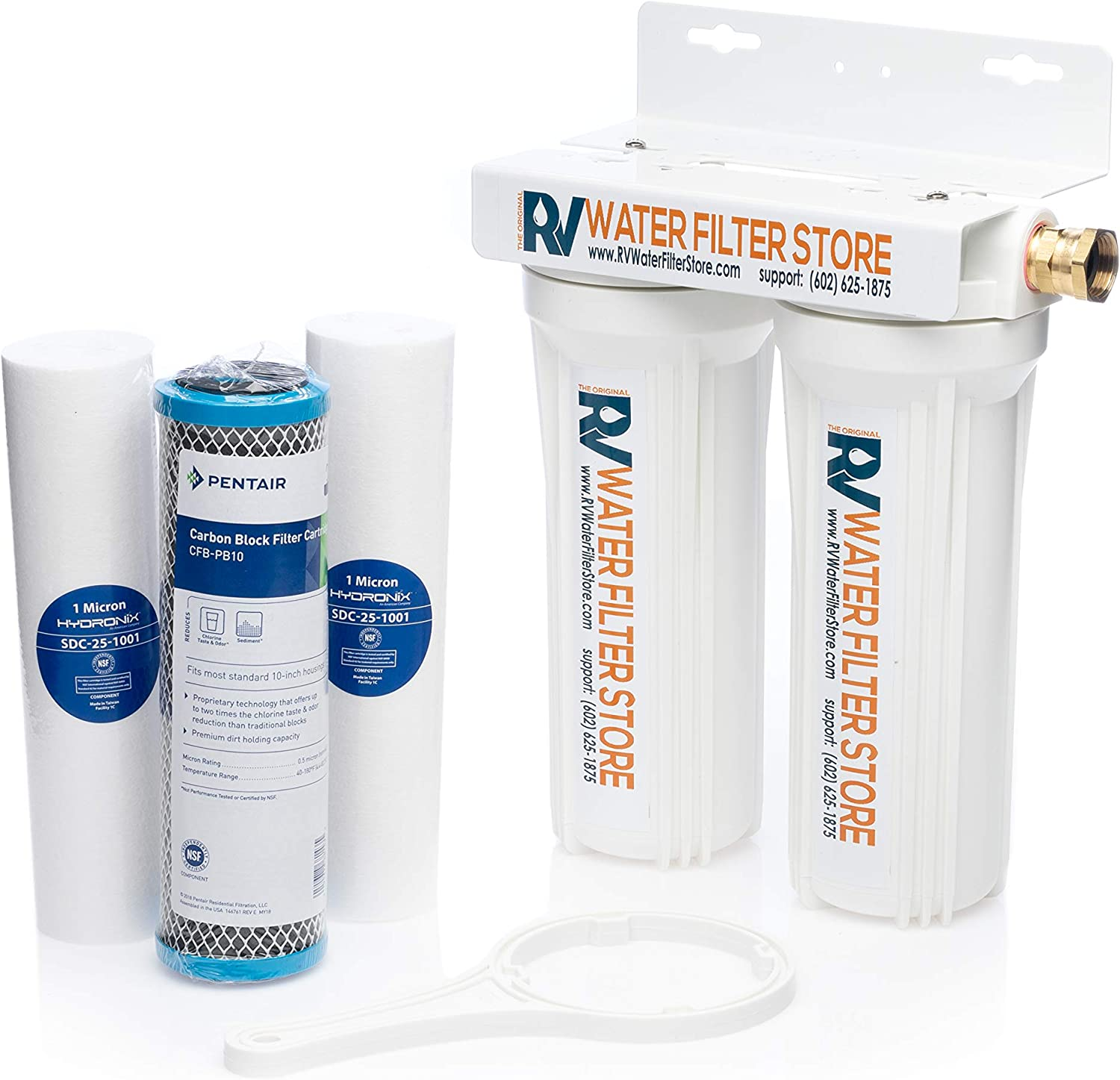 RV Water Filter Store Essential