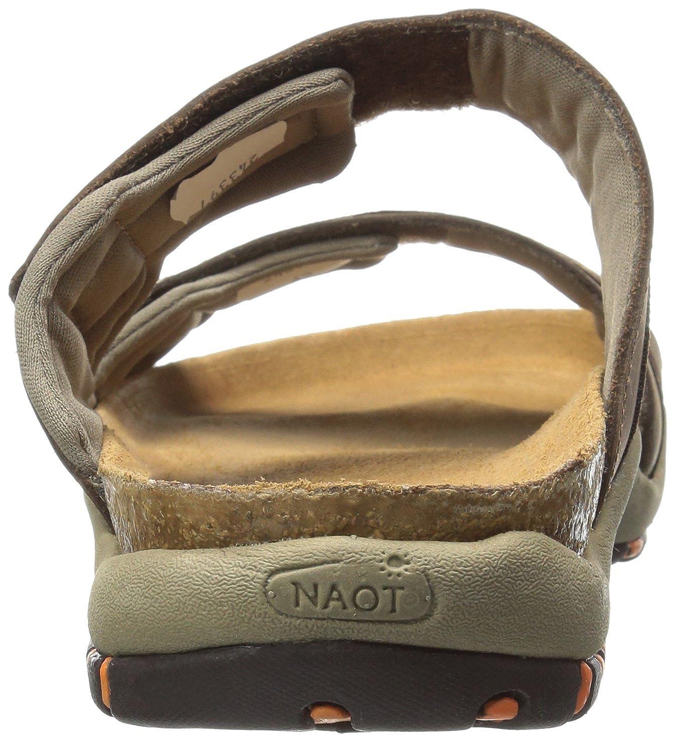 622d5a7010fd Naot Mens Climb Flat Sandal  Amazon.ca  Shoes   Handbags