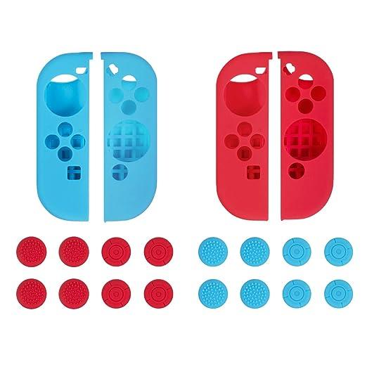5 opinioni per Cover in Silicone per Nintendo Switch – Rhodesy Cover Protettiva in Silicone