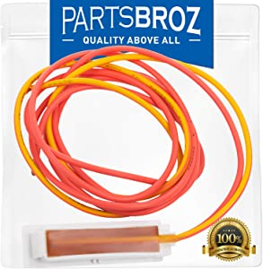 WH12X10334 Lid Switch Assembly for GE Washers by PartsBroz - Replaces Part Numbers AP3968471, 1256927, AH1482372, EA1482372, PS1482372