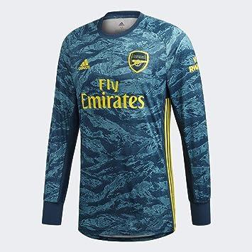 adidas Primera Equipación Arsenal - Camiseta Portero Hombre ...