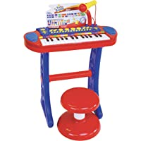 BONTEMPI Orgue, 133240, Rouge/Bleu/ Blanc