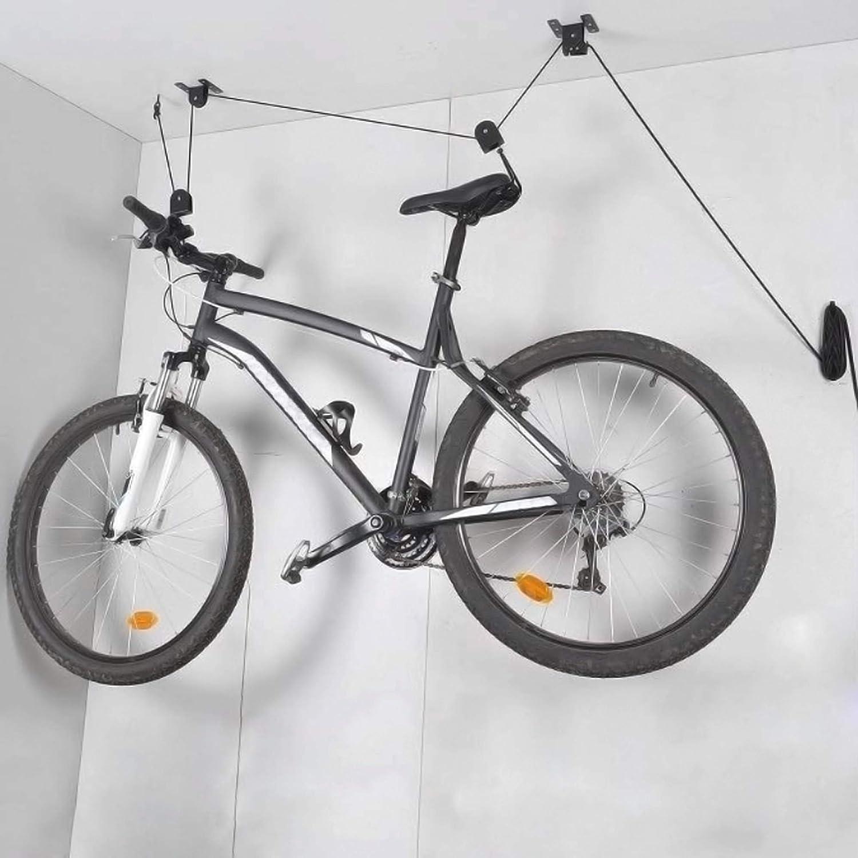 com-four® Elevador de Bicicletas para Bicicletas, Bicicletas de ...