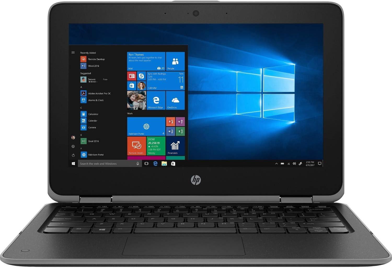 "HP ProBook x360 11 G4 EE 11.6"" Touchscreen 2 in 1 Notebook - 1366 x 768 - Core M m3-8100Y - 8 GB RAM - 128 GB SSD - Windows 10 Home 64-bit - Intel HD Graphics 615 - English Keyboard - Bluetooth"
