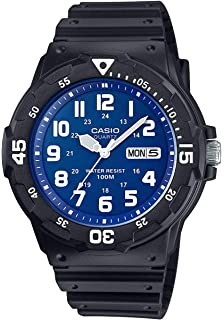 Reloj Para Negro Casio Color Mw600f 1av De Goma HombresCorrea dQrCBoxtsh