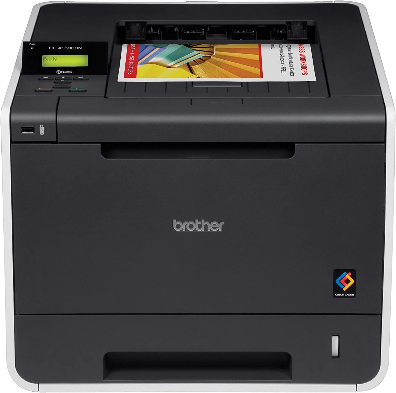 Brother HL-4150CDN - Impresora láser (Laser, Color, 2400 x 600 dpi ...