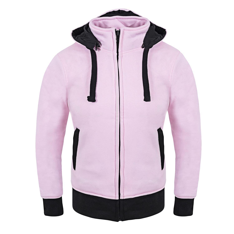 Germas Kevlar Hoodie Classic Ride Pink Lady * WP * Größe S