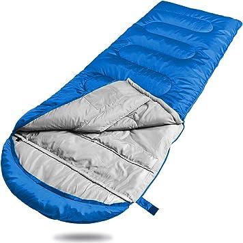 Amazon.com: Winner - Saco de dormir de camping con saco de ...