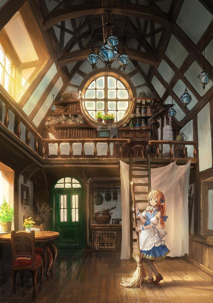 ファンタジー背景描き方教室 Photoshopで描く 心を揺さぶる風景の秘訣