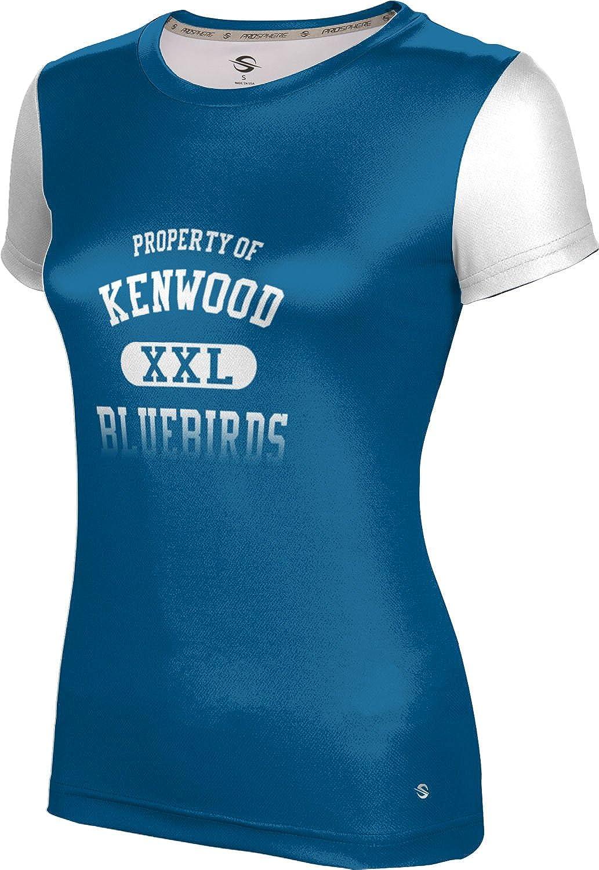 ProSphere Women's Kenwood High School Crisscross Tech Tee
