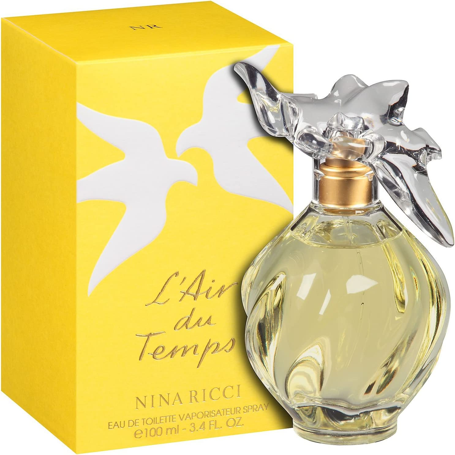 L'Air Du Temps FOR WOMEN by Nina Ricci 3.4 oz EDT Spray by Nina Ricci