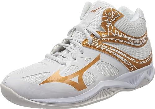 Mizuno Thunder Blade 2 Mid (W), Chaussure de Volleyball