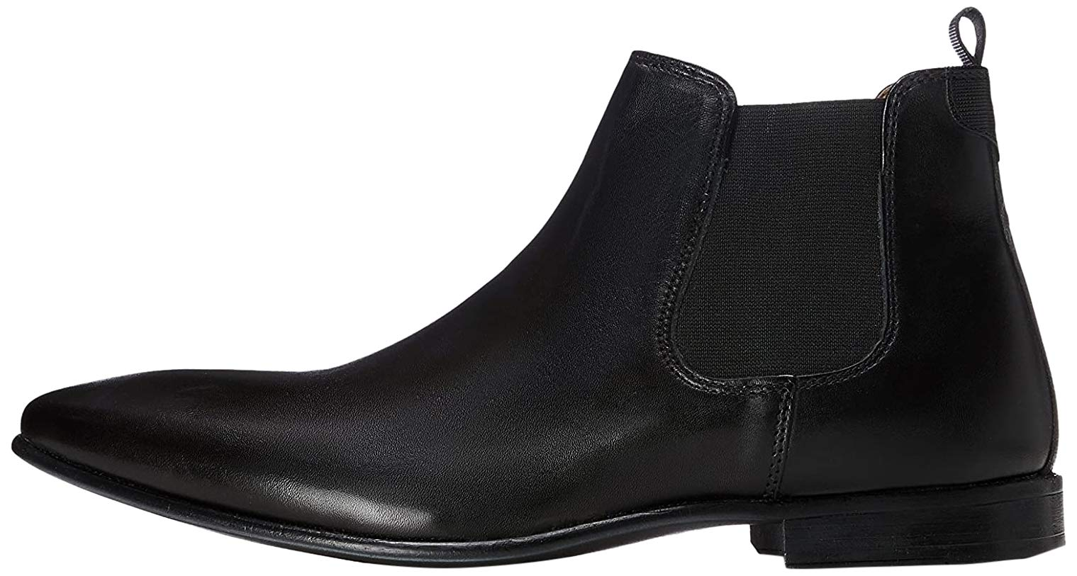 Mens Formal Leather Chelsea Boots Brand find
