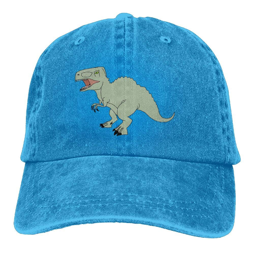 LETI LISW DinosaurVintageBaseball Cap Adult Unisex Adjustable Hat