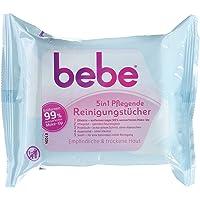 Bebe 5 in1 – Toallitas limpiadoras/toallitas desmaquillantes para piel delicada y seca / 3