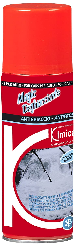Kimicar 0450200 Magic Deghiacciante Spray, 200 ml, Set di 1 KIMICAR SRL