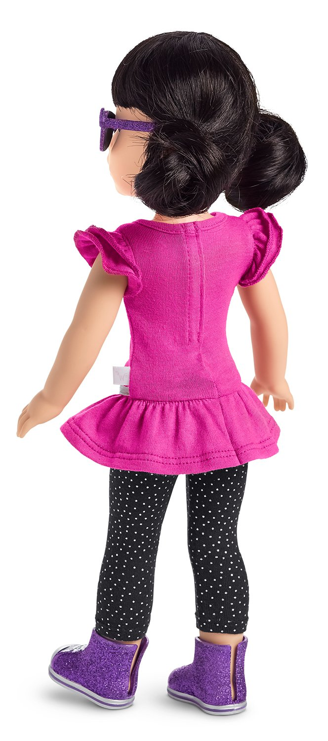 American Girl Welliewishers Rock Star Outfit Doll Clothing