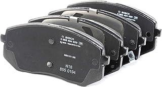 Bosch BP1480 Jeu de 4 plaquettes de frein
