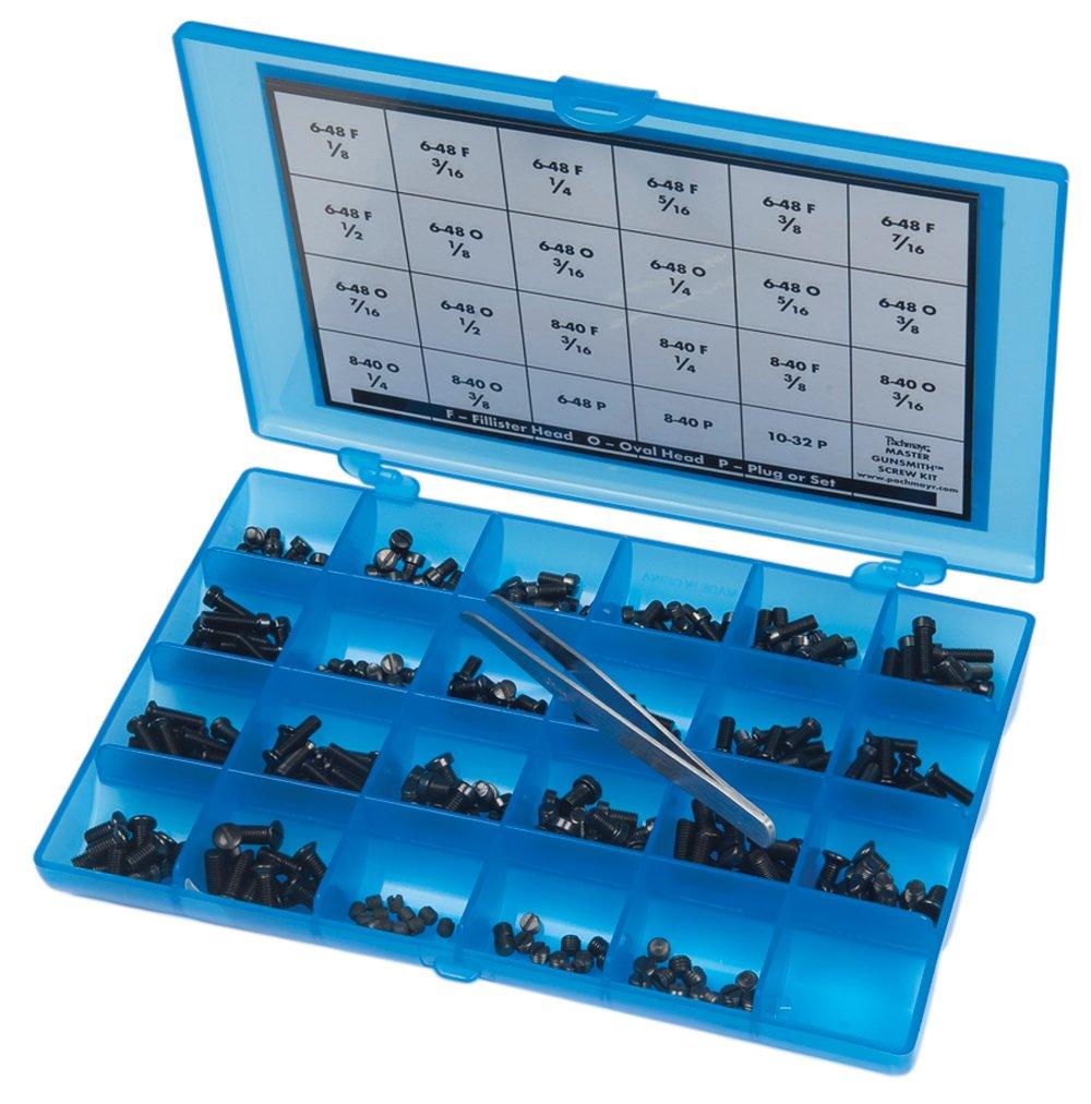 Pachmayr 03054 Screw Kit, 277Piece, Firearm Screw Kit by Pachmayr (Image #1)