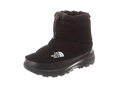 [ザ・ノース・フェイス] ブーツ Nuptse Bootie Wool IV Short メンズ TNFブラック US 5(23 cm)