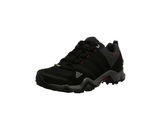 adidas AX2 GTX - Botas de montaña para Hombre, Color marrón/Negro / Blanco