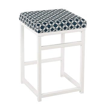 Astounding Amazon Com Homepop Open Back Metal 60Cm Counter Stool Ibusinesslaw Wood Chair Design Ideas Ibusinesslaworg