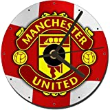 MasTazas Manchester United A CD Clock 12cm