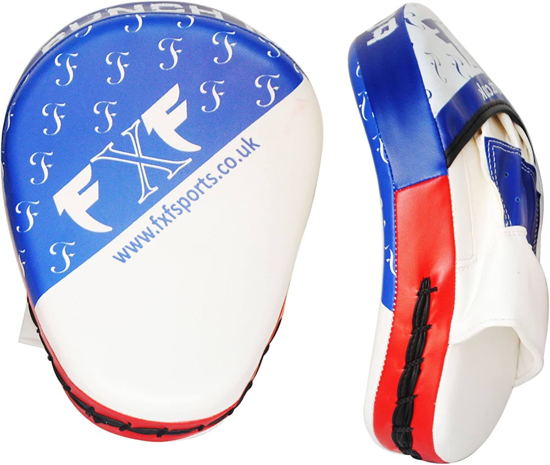 Boxeo Focus mitones MMA formaci/ón perforaci/ón y manoplas para huelga almohadillas target pads