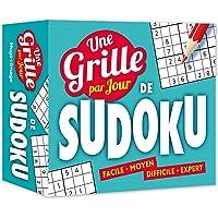 Une Grille par jour de Sudoku 2019