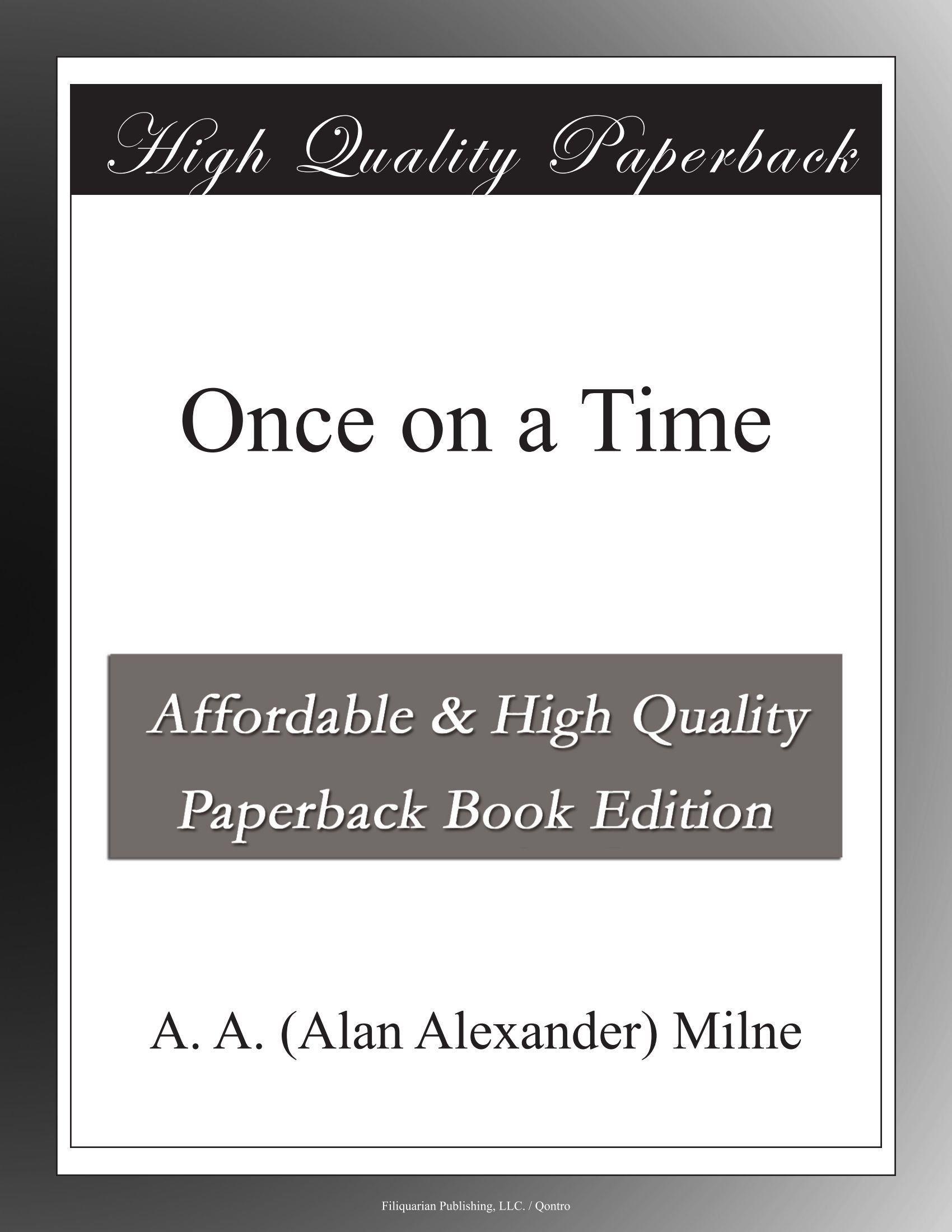 Download Once on a Time pdf epub