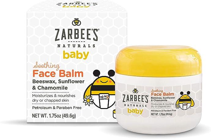 Zarbee's Naturals 婴儿舒缓面霜 49.6g装 S&S订购优惠券折后$7.49 海淘转运到手¥55
