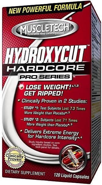Hydroxycut Hardcore Pill