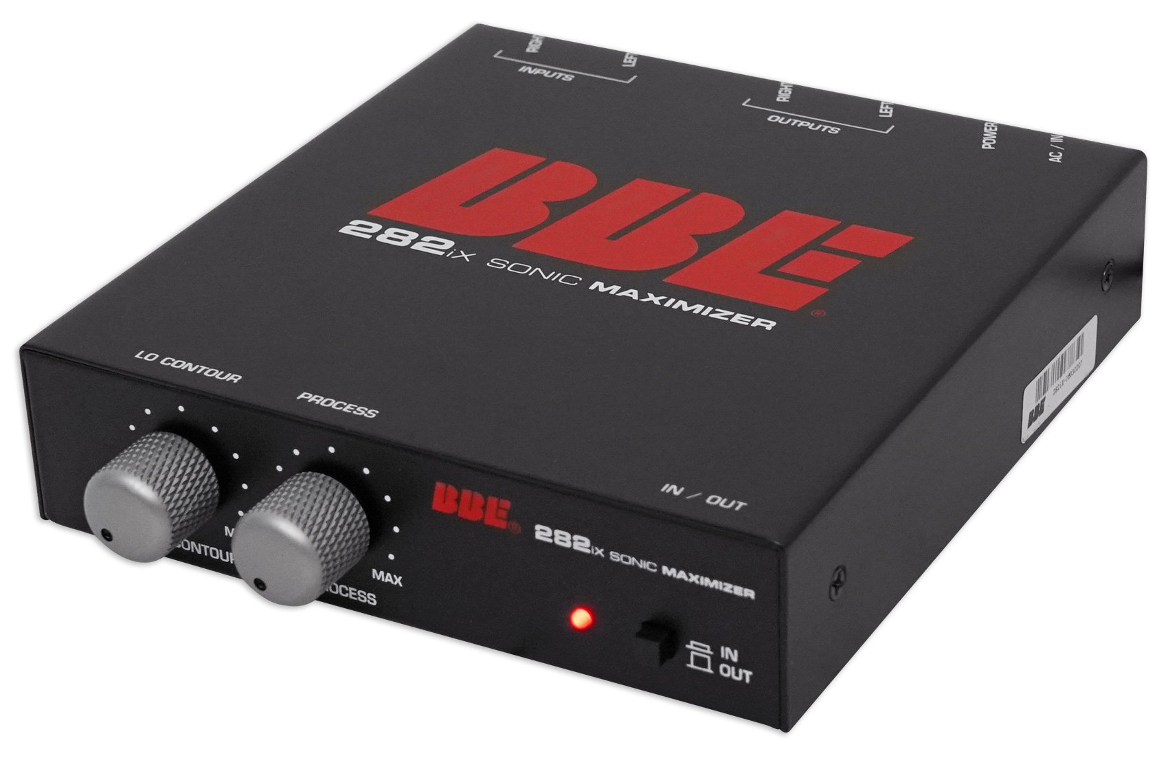 BBE 282iX Desktop Sonic Maximizer with Balanced 3-Pin XLR Connections by BBE (Image #3)